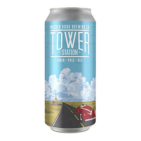 Mother Road Tower Station India Pale Ale (16 fl. oz. can, 4 pk.)