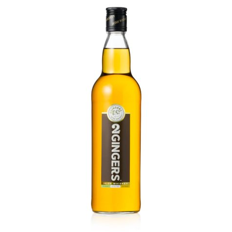 2 Gingers Irish Whiskey (750 ml)