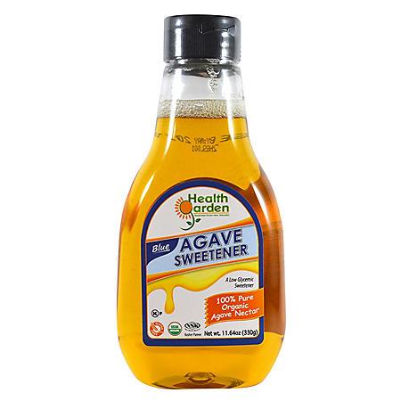 Health Garden Organic Blue Agave Sweetener (11.6 oz.)