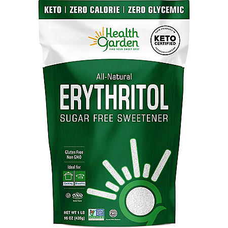 Health Garden Erythritol Sweetener (1 lb.)