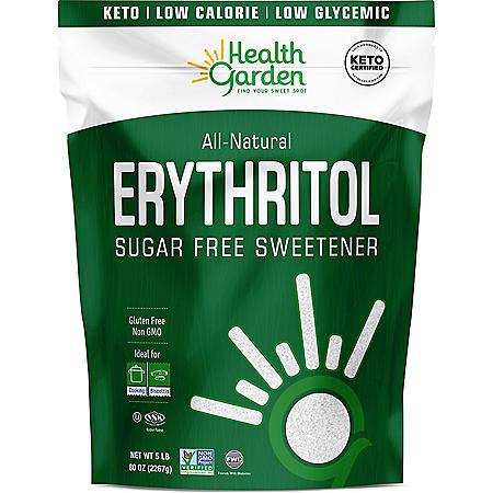 Health Garden Erythritol Sweetener (5 lb.)