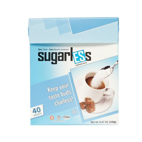 Health Garden Sugarless Sweetener (40 ct.)