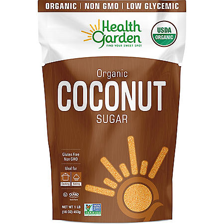 Health Garden Coconut Sugar (1 lb.)