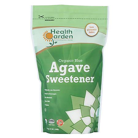 Health Garden Organic Blue Agave Sweetener (12 oz.)