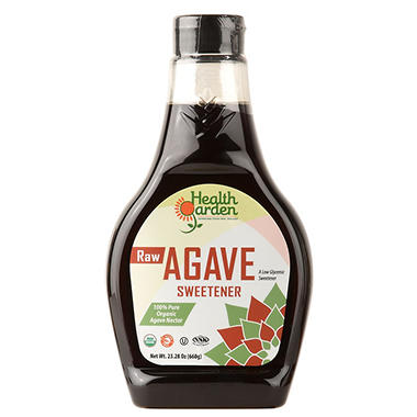 Health Garden Organic Raw Agave (23 oz.)