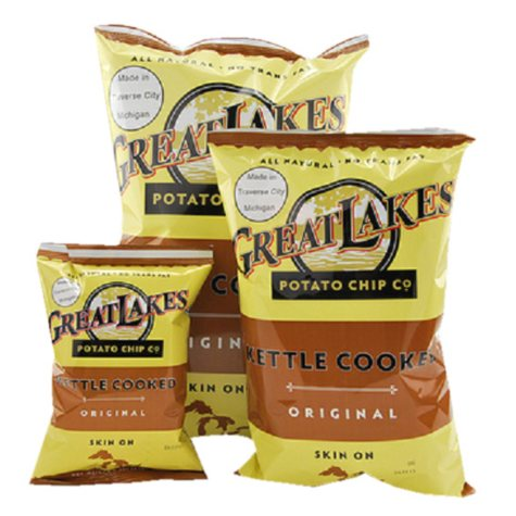 Great Lakes Original Chips - 16 oz.