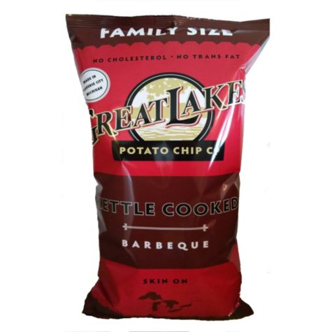 Great Lakes Potato Chip Co. Kettle Cooked BBQ Chips (16 oz.)