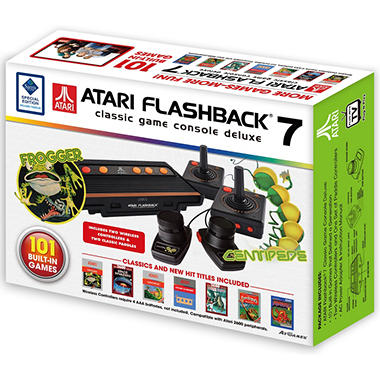 Atari Flashback 7 Deluxe Sam S Club