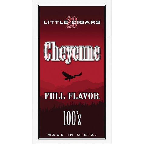 Cheyenne Little Cigars 100's, Full Flavor (20 ct., 10 pk.)