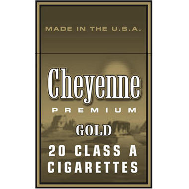 Cheyenne Gold King Box 1 Carton