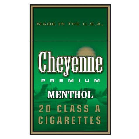 Cheyenne Menthol King Box (20 ct., 10 pk.)