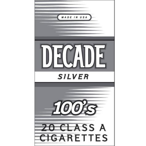 Decade Silver 100s Box (20 ct., 10 pk.)