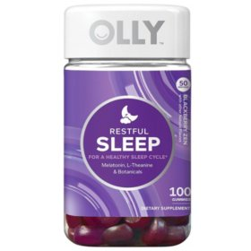 Olly Restful Sleep (100 ct.)
