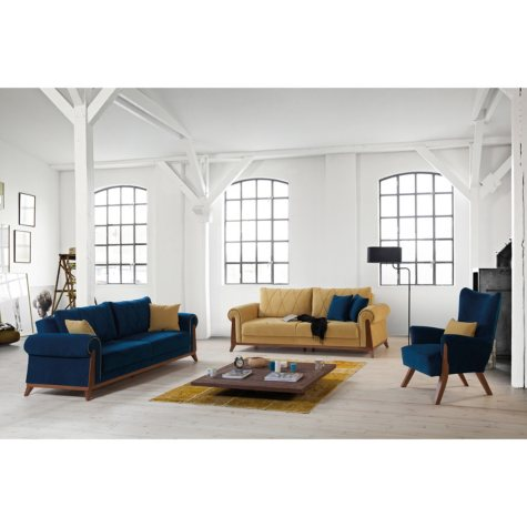 London Sleeper Sofa (Assorted Colors)
