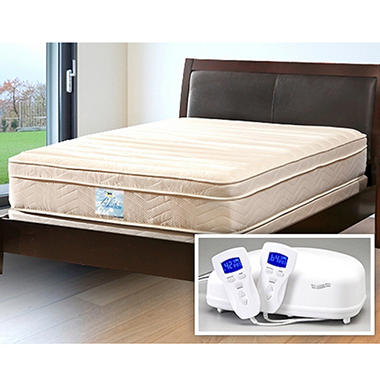 Serta Perfect Aire 4-Zone Premier Queen Airbed Set