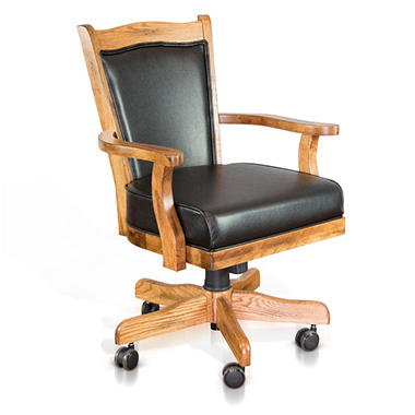 Tucson Game Chair with Castors