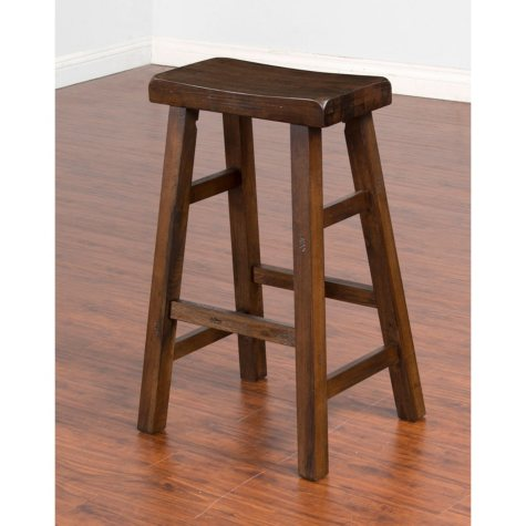 Saddle Seat Stool (Assorted Colors)