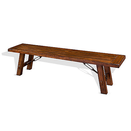 Napa Large Bench, Vintage