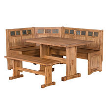 Dining tables sets sams club tucson corner breakfast nook workwithnaturefo