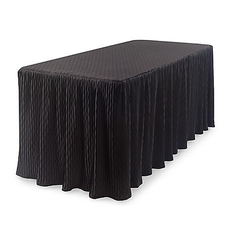 """Easy Entertaining Tablecloth, 30"""" x 72"""" (Assorted Colors)"""