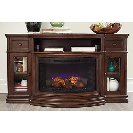 Member's Mark Hammond Fireplace Console