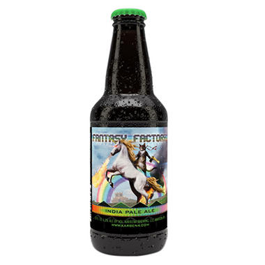 Fantasy Factory IPA (12 fl. oz. bottle, 6 ok.)