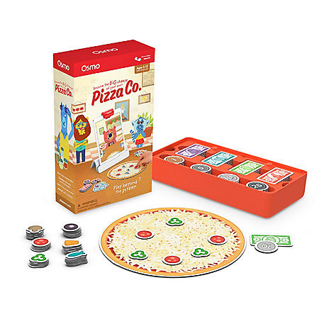 Osmo - Pizza Co. Educational Game (Osmo iPad Base required)