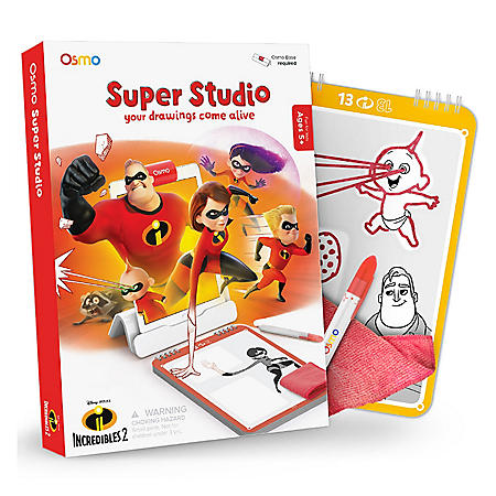 Osmo Super Studio The Incredibles 2