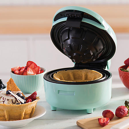 Dash Waffle Bowl Maker (Assorted Colors)