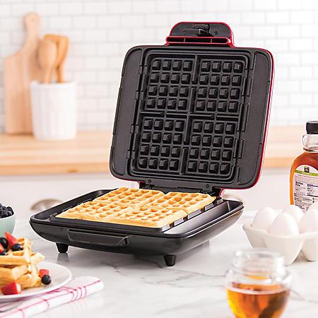 Dash No-Mess Waffle Maker (Assorted Colors)