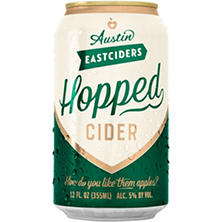 Austin Eastciders Hopped Cider (12 fl. oz. can, 6 pk.)