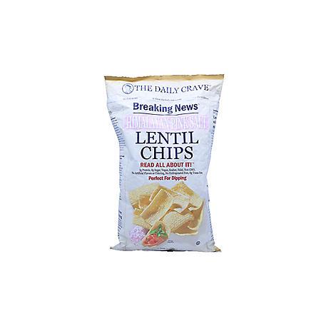 Himalayan Pink Salt Lentil Chips (18 oz.)