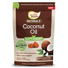 Healthy Delights Naturals, Coconut Oil Soft Chews (90 ct.)