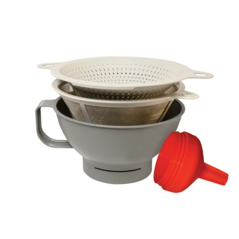Chef's Planet Multipurpose Filter Funnel Set