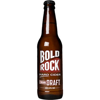 Bold Rock Hard Apple Cider (12 fl. oz. bottle, 12 pk.)