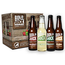 Bold Rock Hard Cider Variety Pack (12 fl. oz. bottle, 12 pk.)