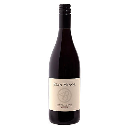 Sean Minor Four Bears Pinot Noir, Central Coast (750 ml)