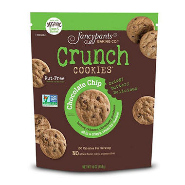 Fancypants Baking Mini Chocolate Chip Crunch Cookies  (16 oz.)