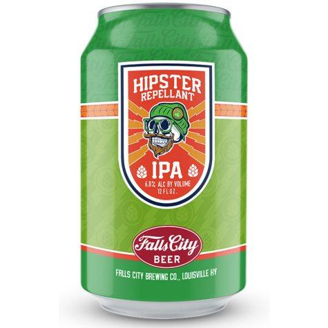 Falls City Hipster Repellant IPA (12 fl. oz. can, 6 pk.)
