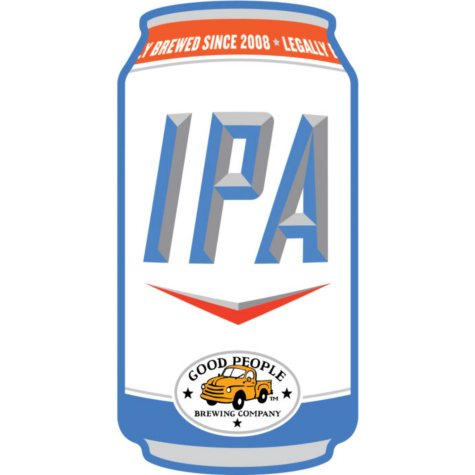 Good People IPA (12 fl. oz. can, 6 pk.)