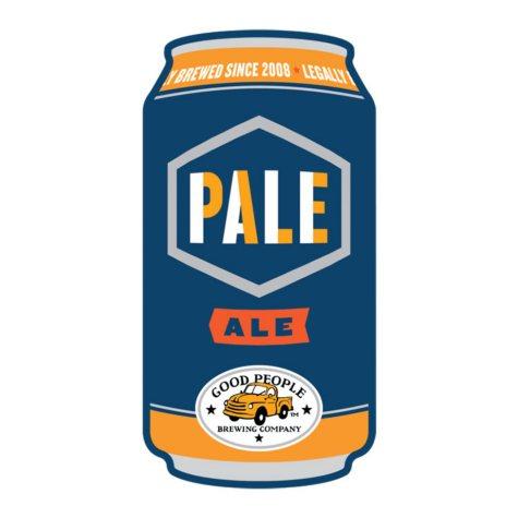 Good People Pale Ale (12 fl. oz. can, 6 pk.)