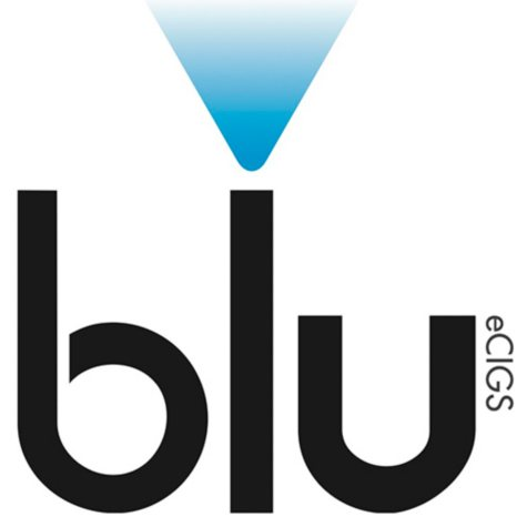 Blu Cherry Disposable E- Cigarette (1 each)