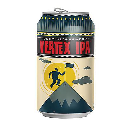 Destihl Brewery Vertex IPA (12 fl. oz. can, 6 pk.)