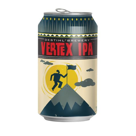Destihl Brewery Vertex IPA (12 fl. oz. bottle, 6 pk.)