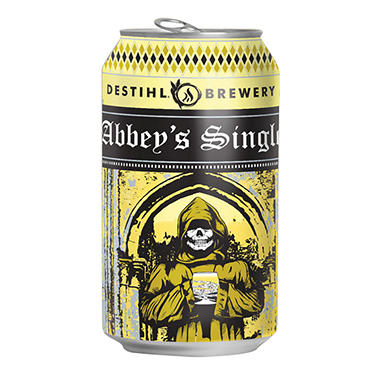 Destihl Brewery Abbey's Single (12 fl. oz. can, 6 pk.)