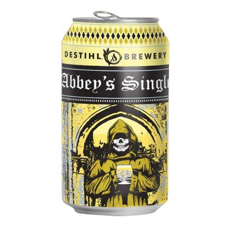 Destihl Brewery Abbey's Single (12 fl. oz. can, 6 pk.)
