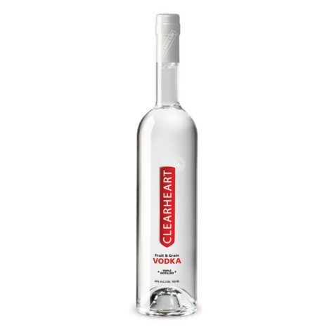 Clearheart Fruit & Grain Vodka (750 ml)