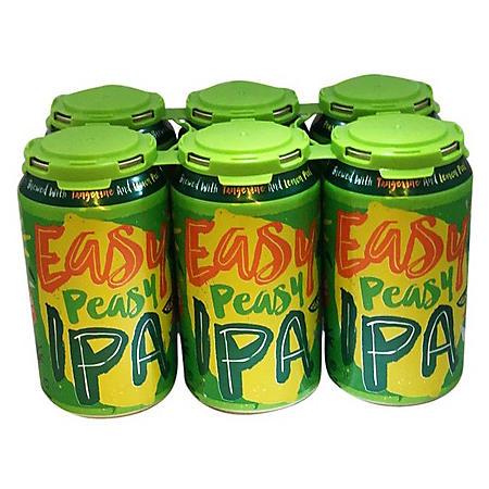 Deep Ellum Brewing Easy Peasy IPA (12 fl. oz. can, 6 pk.)
