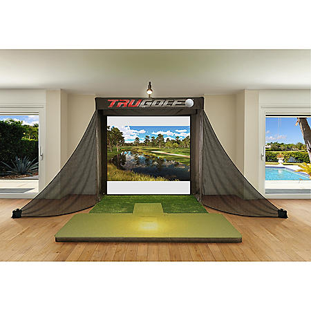 TruGolf Vista 8 S-Series Golf Simulator