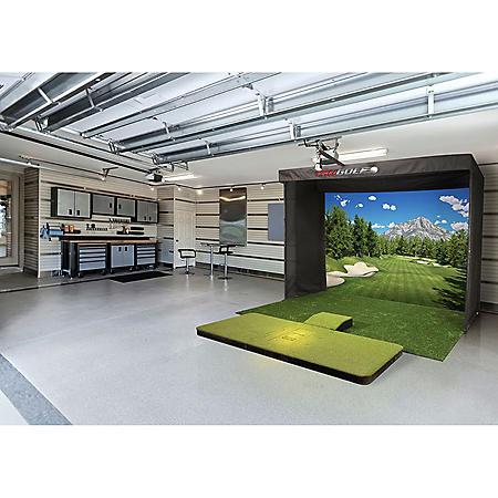 TruGolf Vista 12 S-Series Golf Simulator